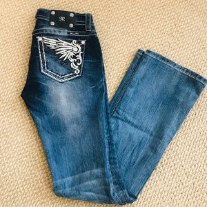 Miss Me Midrise, Bootcut Jeans